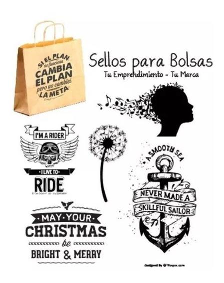 Fabrica De Sello De Madera Y Goma Logo Local Microcentro !!