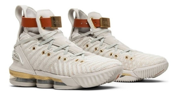 Zapatillas Nike Lebron 16 Espectaculares Envios Inmediatos