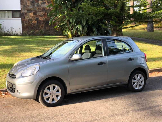 Nissan March Extra Full Mt