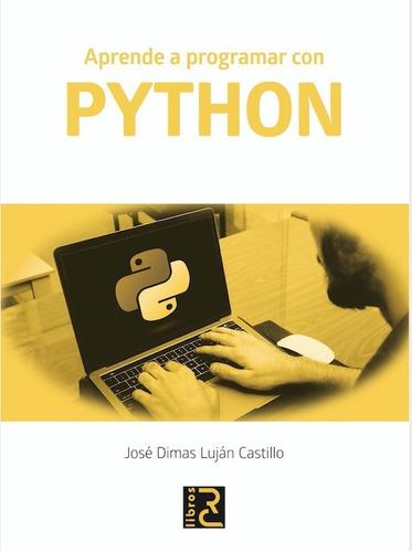 Libro Aprende A Programar Con Python
