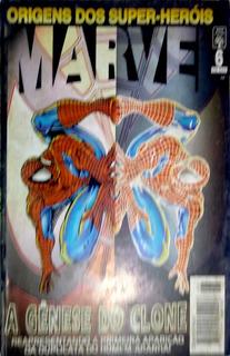 Gibi Origens Dos Super Herois Marvel