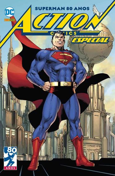 Superman 80 Anos Action Comics Especial