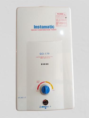 Calefon Instamatic 26 Litros A Gas Nuevo Garantizado.