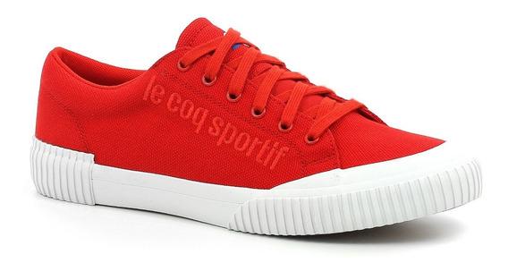 Zapatillas Le Coq Sportif Dune W Rojo Envíos A Todo El País