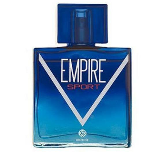 Perfumes Empire Masculino 100% Original Lacrado Na Caixa