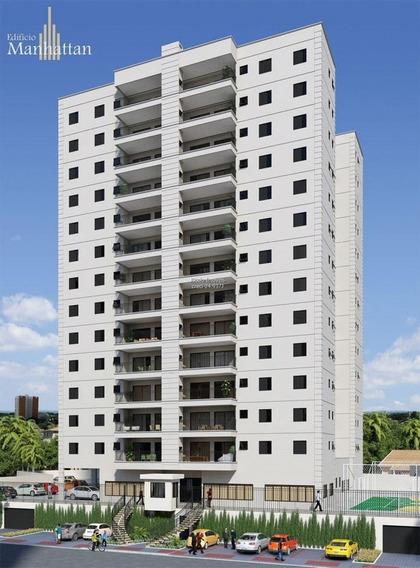 Ótimo Apartamento De 130m² No Edifício Manhattan - Caçapava -sp. - Ap1650