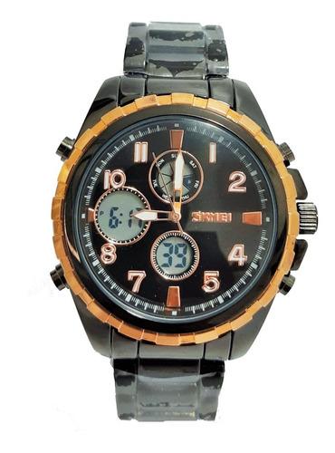 Relógios Masculino Baratos Skmei 1021 Digital Analógico