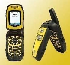 Nextel I580 Yellow Para Uso De Bomberos Ip68 Resiste Calor