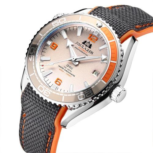 Automático Preciso Preciso Mecánco Mecánco PaulareisSport Reloj PaulareisSport Reloj Mecánco Reloj Automático hQrdCts