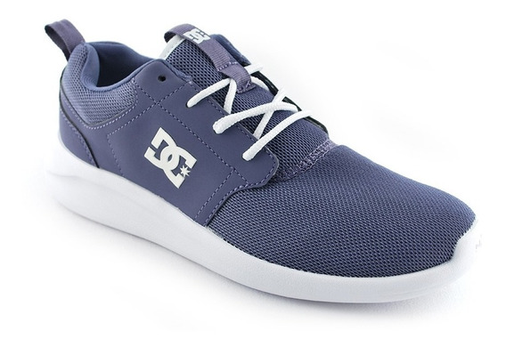 Zapatilla W Midway Sn Vn Lila Dc Mujer