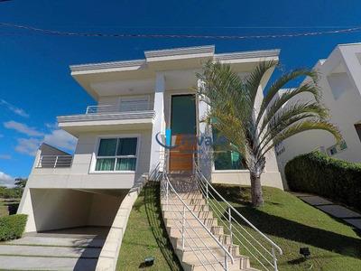 Casa Residencial À Venda, Montserrat Urbanova, São José Dos Campos - Ca0321