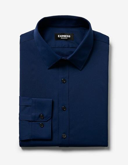 Camisa Express Para Caballero Talla Slim S