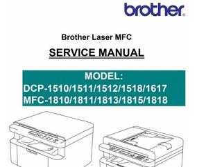 Manual De Serviço Brother