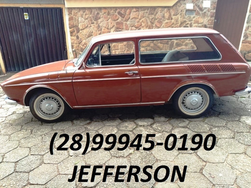 Volkswagen Variante 1974