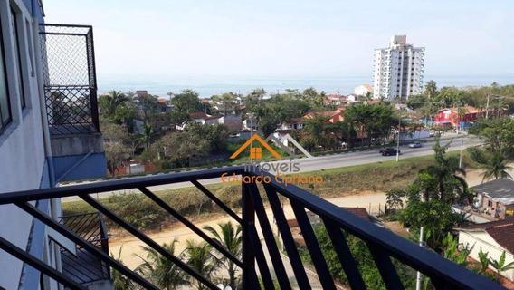 Apartamento Duplex Com 2 Dormitórios Para Alugar, 120 M² Por R$ 1.580,00/mês - Massaguaçu - Caraguatatuba/sp - Ap0212