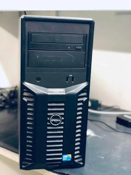 Servidor Dell Poweredge T110 Quadcore 2.4 4gb Mem