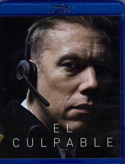 El Culpable Guilty Jakob Cedergren Pelicula Blu-ray