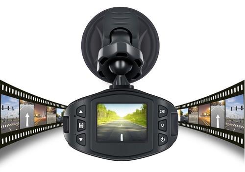 Imagen 1 de 10 de Cámara Seguridad De Auto Full Hd 12mp G-sensor Matko