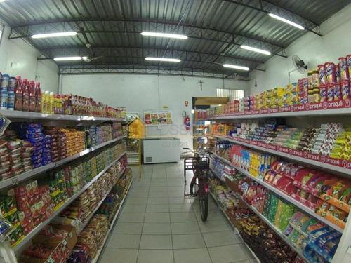 Ótima Loja Comercial À Venda, Fonseca, Niterói. - Lo0044