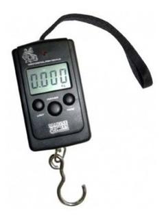 Balança Digital Acessório Marine Sports Para Pesca Até 40kg
