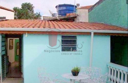 Imagem 1 de 15 de Sobrado - Vila Prudente - Ref: 4808 - V-4808