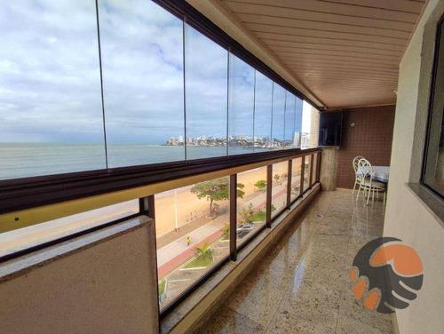 Apartamento Com 3 Quartos À Venda, 104 M² - Praia Do Morro - Guarapari/es - Ap3948