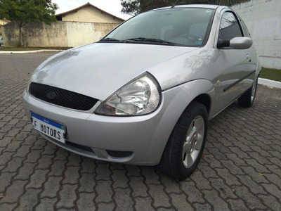Ford Ka 1.6 Mpi Action 8v Gasolina 2p Manual