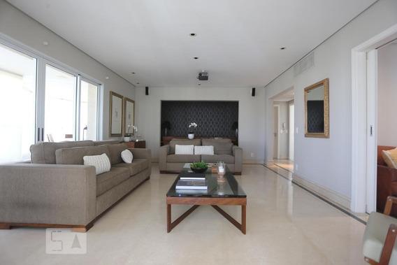 Apartamento Para Aluguel - Santa Cecília, 4 Quartos, 240 - 893044563