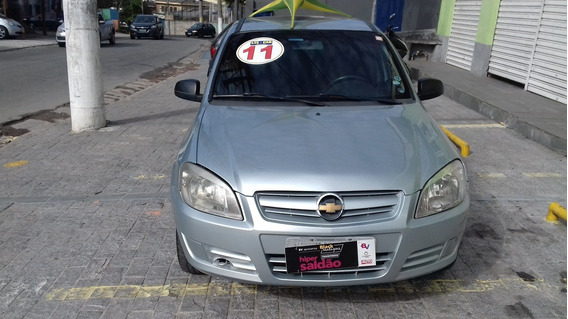 Chevrolet Celta 1.0 Flex 4pts + Dir 2011 $ 18990 Financia