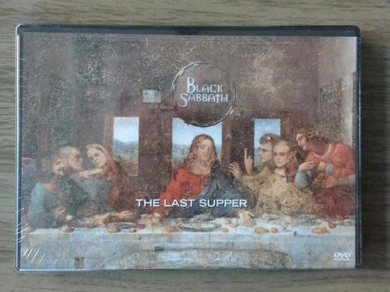 Dvd Black Sabbath The Last Supper (original, Novo, Lacrado)