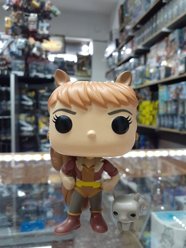 Funko Pop Squirrel Girl #144 Marvel Collector Corps