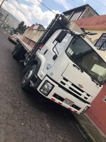 Camion Mula Chevrolet Fvz