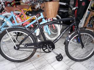 Bicicleta Playera Tipi Chopera Rod 20