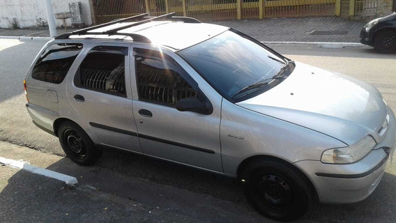 Palio Weekend 1.3 2002/2003 Completo R$ 10.500
