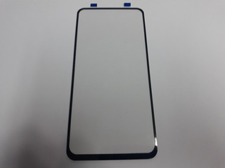Pantalla Glass Samsung A60 Color Negro