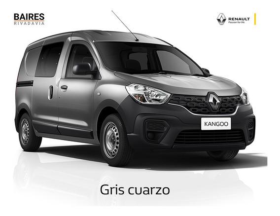 Renault Kangoo Ii Express Profesional Gnc 2020 0km Tasa 0 #5