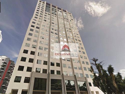 Sala Para Alugar, 42 M² Por R$ 2.000,00/mês - Jardim Aquarius - São José Dos Campos/sp - Sa0241