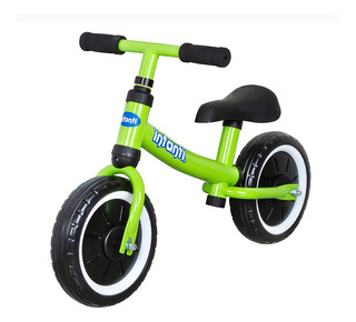 Balance Bike Premium Green Infanti Toys