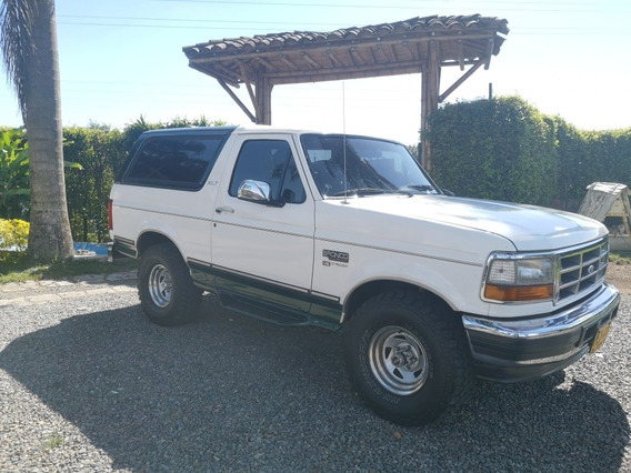Ford Bronco Ford 150 Bronco