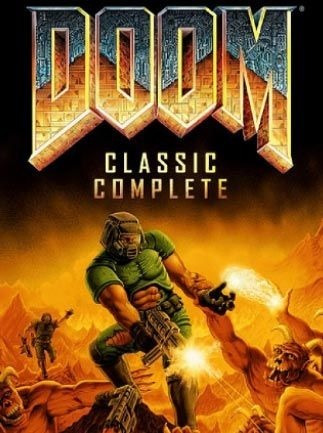 Classic Doom Pc Completo Envio Via Email