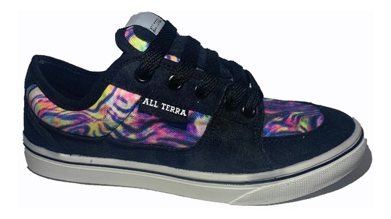 ¡liquidamos! Zapatilla Urbana All Terra Art. Hurricane