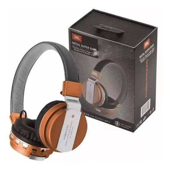 Fone Ouvido Jbl Bluetooth Jb55 Headphone