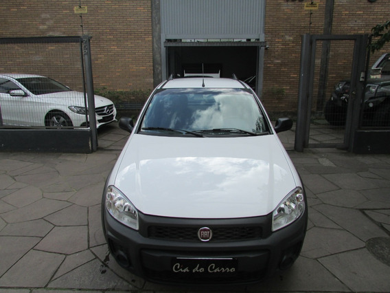 Fiat/strada 1.4 Working, Único Dono, Apenas 53 Mil Km