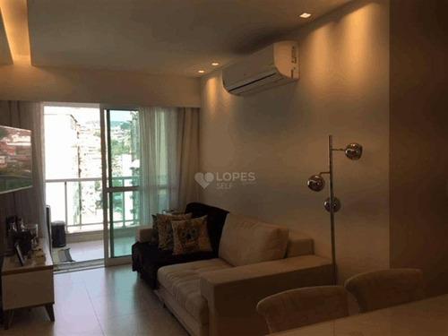 Apartamento Com 2 Dormitórios À Venda, 68 M² Por R$ 620.000,00- Icaraí - Niterói/rj - Ap31055