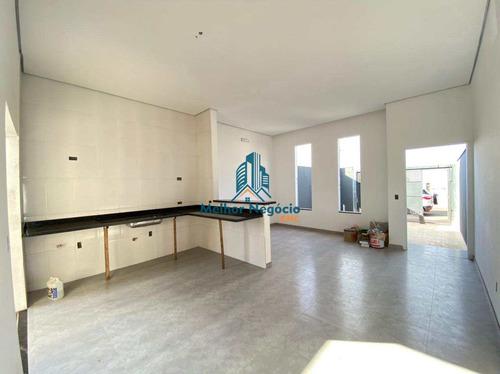 Imagem 1 de 16 de Casa Com 2 Dorms, Jardim Das Figueiras Ii, Hortolândia - R$ 335 Mil, Cod: Ca1171 - Vca1171