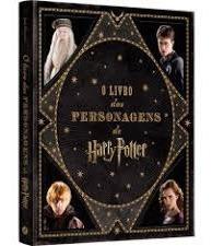 O Livro Dos Personagens De Harry Potter Jody Revenson