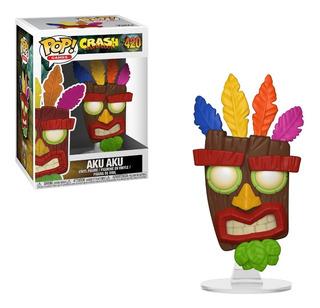 Funko Pop Aku Aku Crash Bandicoot