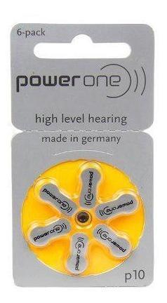 Bateria Auditiva P10 - Power One