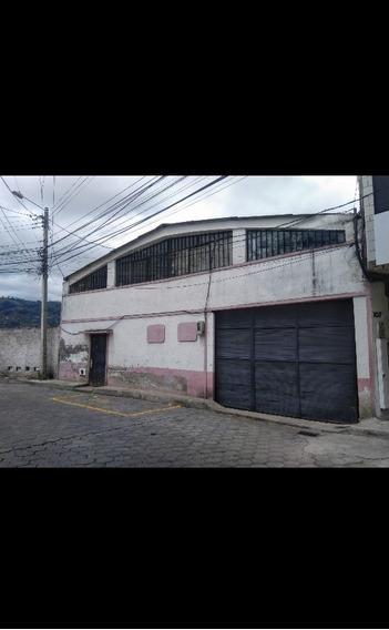 Venta De Galpón Industrial