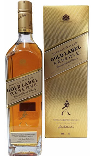 Whisky Johnnie Walker Gold Reserve Con Estuche Escoces